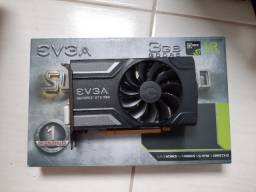 Placa de vídeo GTX 1060 EVGA