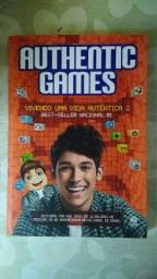 Livro Authentic Games