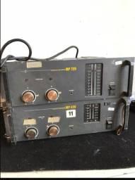 Potência amplificador MP staner 720