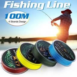 Linha multi filamento 100 metros