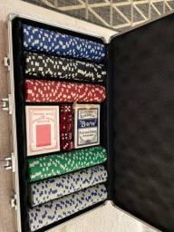 Maleta de Poker completa