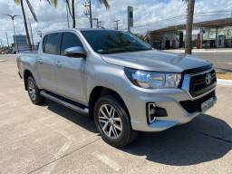 Hilux SRV 2019/2019 automática