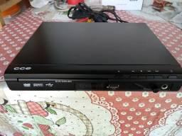 Aparelho de DVD usado da CCE modelo DVD-540USX