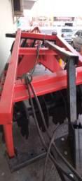Grade aradora Hidráulica