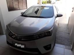 Corolla XEI 2015 Baixa KM Impecavel Lindo