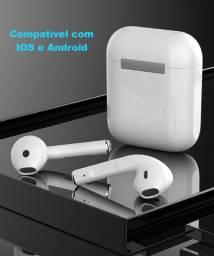 Fone de ouvido bluetooth tipo Airpods tws i11 5.0