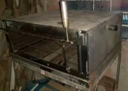 Vendo forno nao tem pedra refratoria