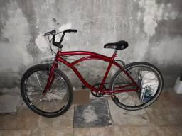 Bicicleta caiçara nova