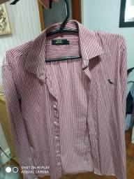 Barbada! Linda Camisa Masculina Reserva Premium G