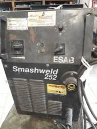 Máquina de solda Mig 250A