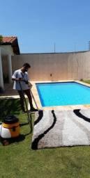 Lavagem a seco profissional