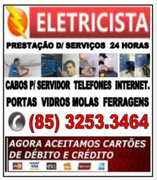 Max - Eletricista 24 Horas (85) 3253.3464