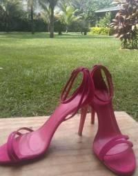 Sandália Pink n 39