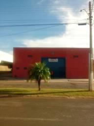 Galpão Comercial em Morrinhos Goiás.