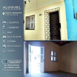 Casa para alugar na Av. Francisco Sá