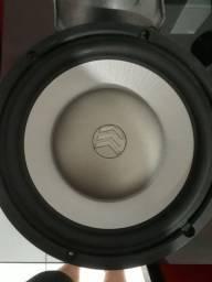 Vendo 2 alto-falantes slim bravox