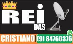 Instalação de Antenas Tv em Geral