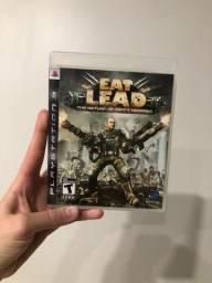 Jogo Eat Lead PS3