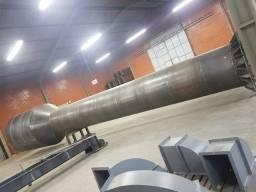 Fabricaçao de Reservatórios metálicos