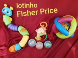 Lotinho de brinquedos  Fisher Price