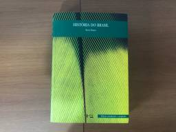 Livro História do Brasil (Boris Fausto) ed. atualizada 2015