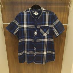 Camisa Xadrez Element
