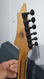 Guitarra cort x6 pra tocar até no inferno