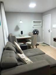 ALUGO/vendo apartamento mobiliado em condomínio fechado