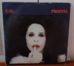 LP Gal Costa (Profana)