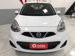 Nissan March 2019 1.0 Completo Flex