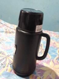 Garrafa térmica de café 1 litro nova sem uso