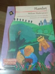 Livro paradidático Hamlet