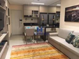Apartamento flat à venda de 1 quarto no Residencial Terra One, Jardim América