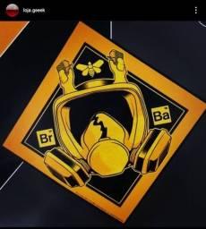 Placa metálica The Breaking Bad