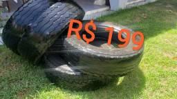 Pneus R16 Ler anúncio PNEUS