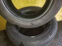 4 pneus usados Goodyear 195 60 15