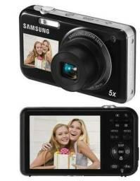 Câmera Digital Samsung Selfie Zoom Óptico 5x, Vídeo HD