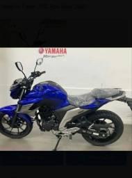Vendo Yamaha Fazer 250 abs Azul 2021