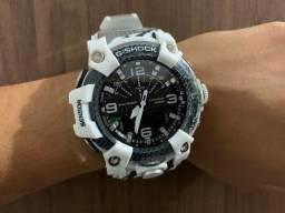 Relógio G-Shock BRANCO CAMUFLADO!! Aprova de Água!!