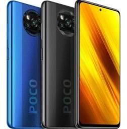 Xiaomi Poco X3 Nfc Dual Sim 128 Gb/ 6 Gb Ram/ Ate 12 x /Celular Gamer Poderoso