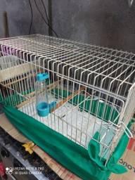 Vendo gaiola para periquito e calopsita