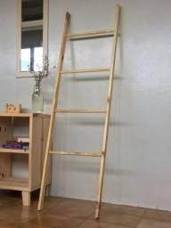Escada Cabideiro para Toalhas Gran Pinus