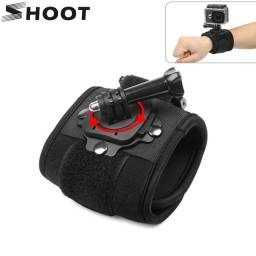Suporte de pulso para GoPro hero e similares gopro action cam