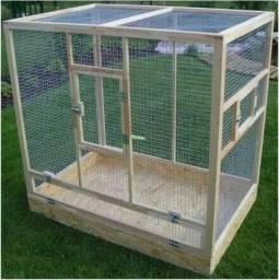 Promoção gaiolas para pássaro porquinhos da Índia coelho