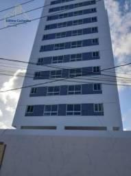 Apto nascente, 2 dormitórios para alugar, 55 m² por R$ 1.800/mês - Imbiribeira - Recife/PE