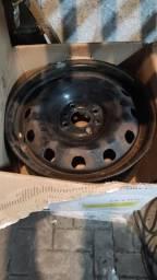 Jogo roda de ferro aro 15