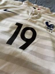 Camisa Seleção França Branca