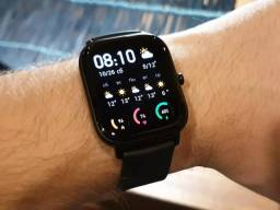 Smartwatch Amazfit GTS Original Lacrado - Preto ou Rosa