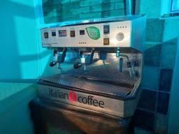 Máquina Profissional  para café Italian Coffe
