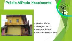 Título do anúncio: prédio alfredo nascimento - R$ 250 mil